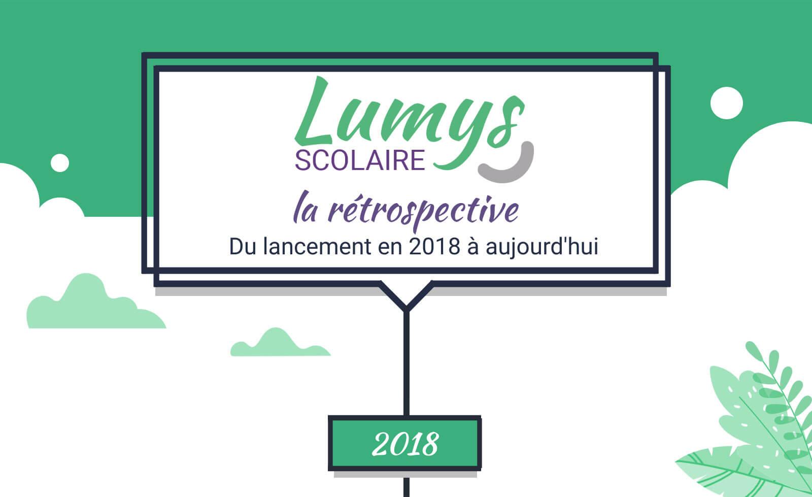 Lumys Scolaire fait grandir la photo scolaire depuis 2018