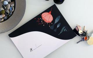 cartonnage scolaire de la collection Abysse - catalogue 2021-2022 de Lumys Scolaire, logiciel de vente de photos scolaires en ligne pour les photographes professionnels