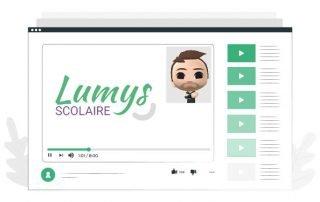 Illustration pour les webinaires et tutoriels vidéos permettant de paramétrer simplement Lumys Scolaire, logiciel référent de vente de photos scolaires en ligne pour les photographes professionnels en France et en Belgique